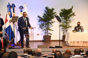 El ministro de Interior y Policía habla sobre el acuerdo con la LMD y Fedomu.