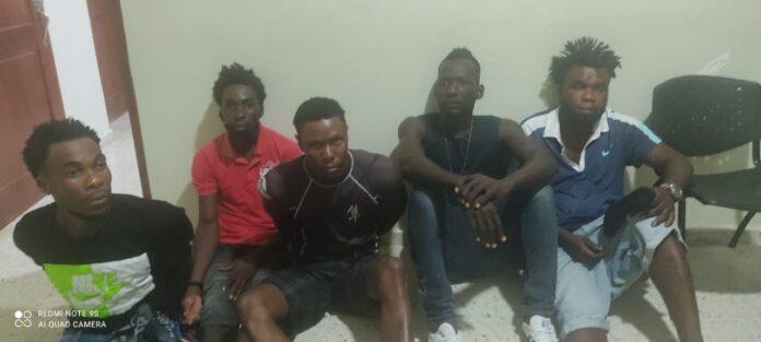 Haitianos Jarabacoa