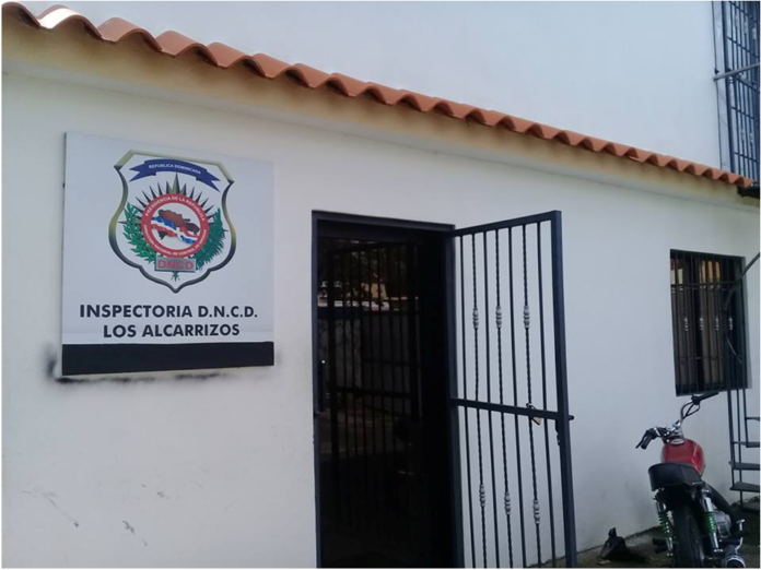 DNCD LOS ALCARRIZOS
